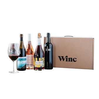 Winc's wine delivery and subscription services