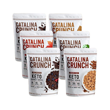 Catalina Crunch's Meal Delivery Service