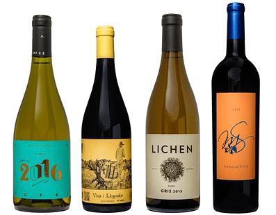 Plonk Wine Club's mixed wine club gift