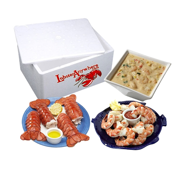 LobsterAnywhere delivers fresh lobster at your door